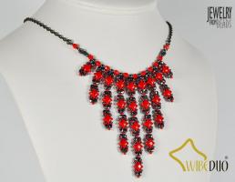 Náhrdelník Nespoutaná, design by Jewelry from beads
