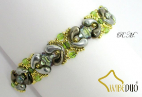 Bracelet zoliduo + wibeduo